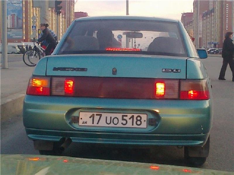Машины с армянскими госномерами передвигаются по России без каких-либо ограничений