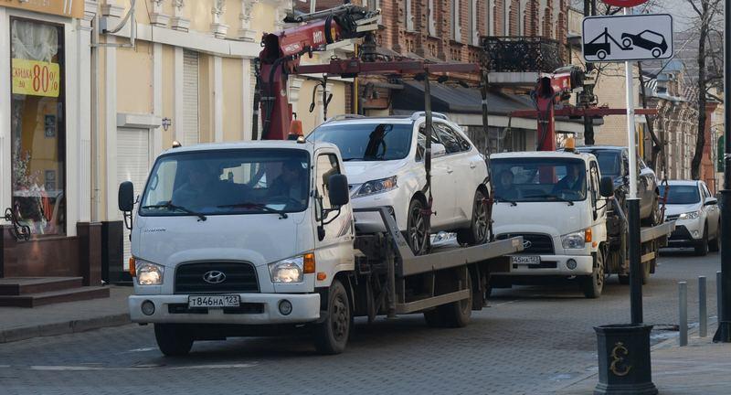 Эвакуаторы в Екатеринбурге активны