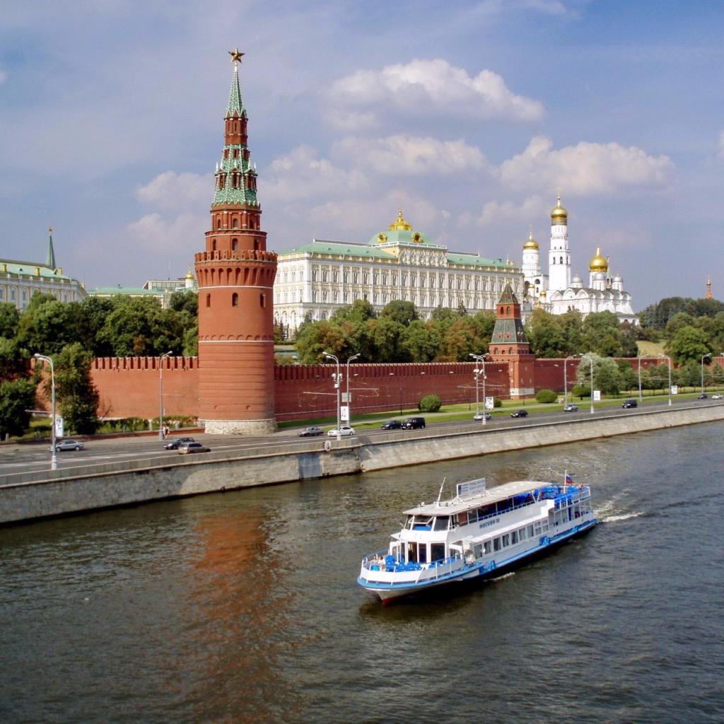 Кремль в столице России