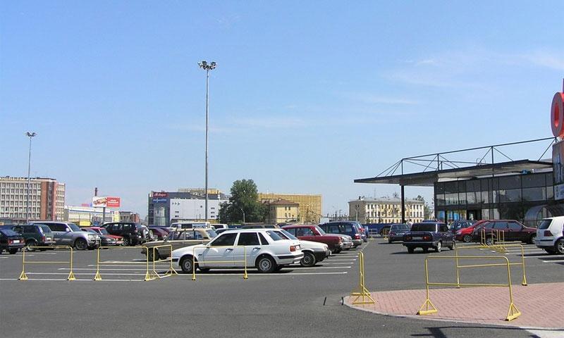 Перехватывающие парковки в Северной столице