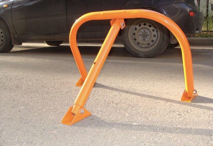 Лягушка для парковки