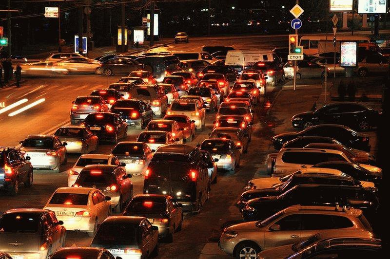 Автомобильные города России
