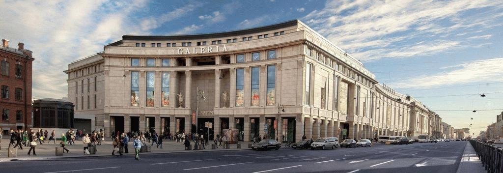 Торговый центр «Галерея» в СПб