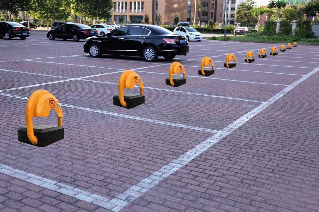Барьеры парковки
