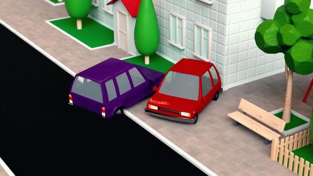 Штрафы за нарушение парковки