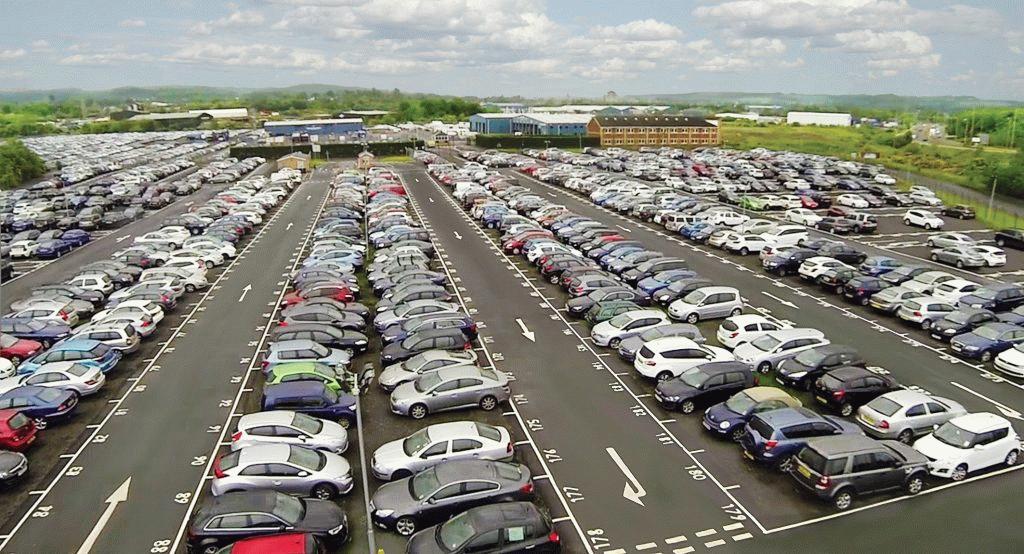 Выбирать парковку стоит исходя из количества дней, которые машина проведен на ней