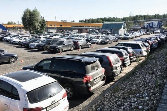 открытый и закрытый паркинг