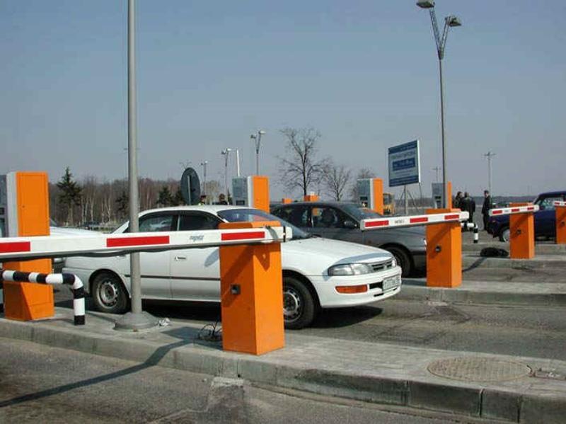 Парковки разных типов