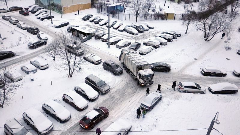 Нехватка парковочных мест