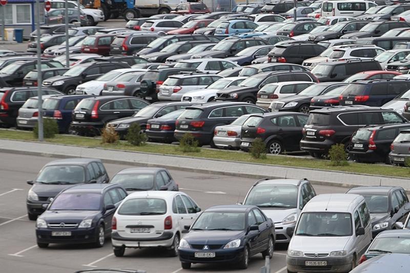 Парковки во всех крупных городах